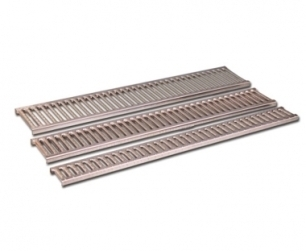 Slotted Gratings