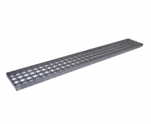 Anti Slip Square Grating Stainless Steel