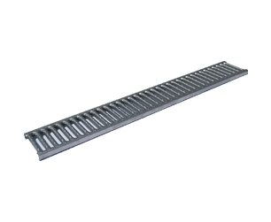 Slotted Grating Stainless Steel